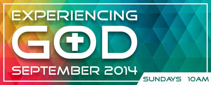 Experiencing God – Slider Website